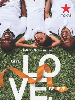 Department Stores deals in the Macy's catalog ( 4 days left)