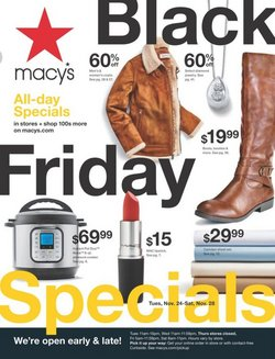 Macy's deals in the Macy's catalog ( Expired)