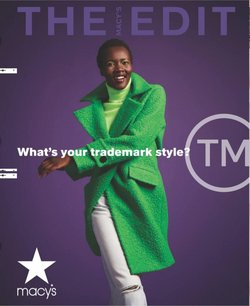 Department Stores deals in the Macy's catalog ( 10 days left)