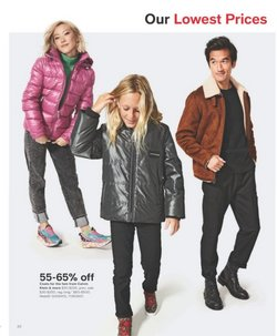 Calvin Klein deals in the Macy's catalog ( 3 days left)