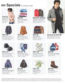Ralph Lauren deals in the Macy's catalog ( 3 days left)
