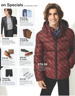 Adidas deals in the Macy's catalog ( 5 days left)