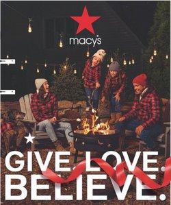 Macy's catalog ( 5 days left)