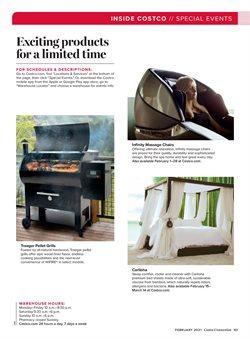 Sofa deals in Costco