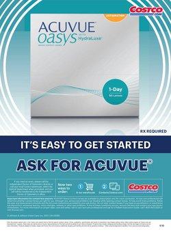 Lenses deals in Costco