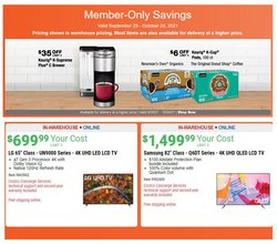 Discount Stores deals in the Costco catalog ( 5 days left)