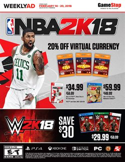 Electronics & Office Supplies deals in the Game Stop weekly ad in Los Angeles CA