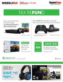 Electronics & Office Supplies deals in the Game Stop weekly ad in Minneapolis MN