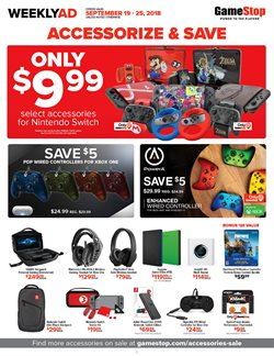 Electronics & Office Supplies deals in the Game Stop weekly ad in Stone Mountain GA
