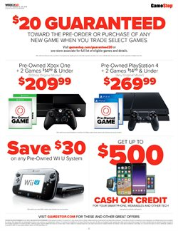 Phones deals in the Game Stop weekly ad in Lexington KY