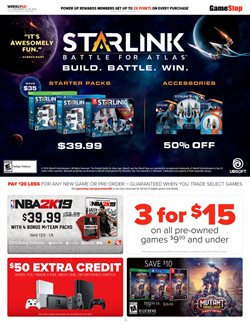 Picture & sound deals in the Game Stop weekly ad in Flushing NY