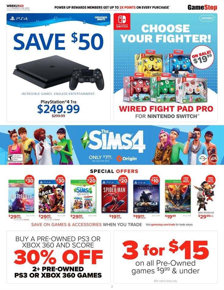 Game Stop Berwyn IL | Local Deals & Coupons - August