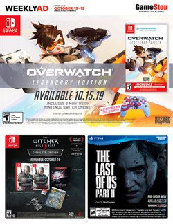 Game Stop deals in the Chicago IL weekly ad