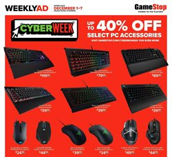 Electronics & Office Supplies deals in the Game Stop weekly ad in East Saint Louis IL