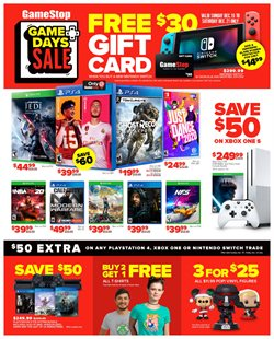 Electronics & Office Supplies deals in the Game Stop weekly ad in Canton MI