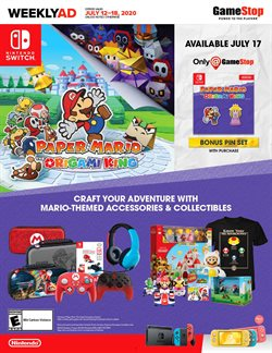 Game Stop catalog ( 2 days left)