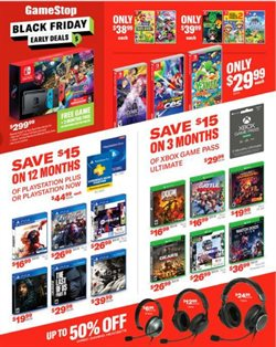 Electronics & Office Supplies offers in the Game Stop catalogue in Massillon OH ( Expires today )