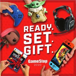 Game Stop catalogue in New York ( Expired )