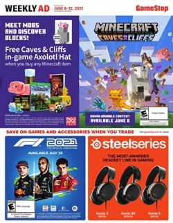 Electronics & Office Supplies deals in the Game Stop catalog ( Expires today)