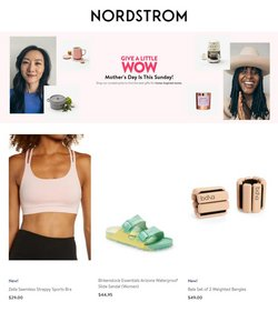 Nordstrom deals in the Nordstrom catalog ( Expired)