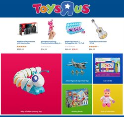 Kids, Toys & Babies deals in the Toys R Us weekly ad in Daly City CA