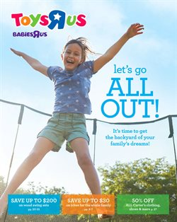 Kids, Toys & Babies deals in the Toys R Us weekly ad in Los Angeles CA