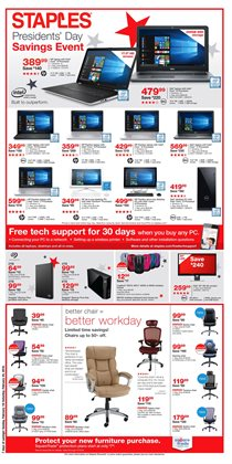 Staples deals in the Chicago IL weekly ad