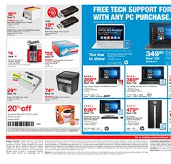Tablet deals in the Staples weekly ad in Lancaster PA