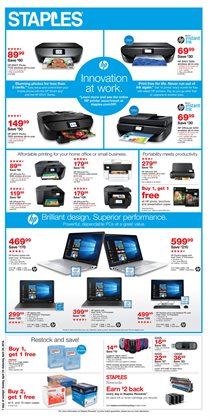 Electronics & Office Supplies deals in the Staples weekly ad in Middletown OH