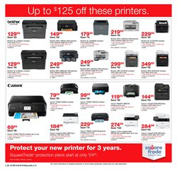 Canon deals in the Staples weekly ad in Kent WA