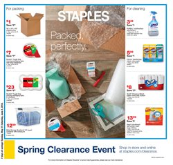 Electronics & Office Supplies deals in the Staples weekly ad in Pomona CA