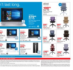Printer deals in the Staples weekly ad in New York