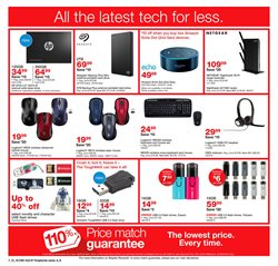 Logitech deals in the Staples weekly ad in New York