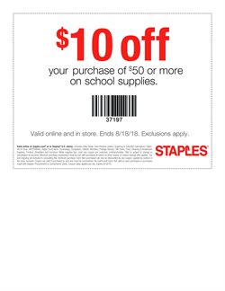 Electronics & Office Supplies deals in the Staples weekly ad in Roswell GA