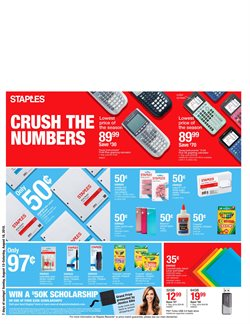 Mouse deals in the Staples weekly ad in Bothell WA