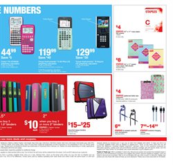 Printer deals in the Staples weekly ad in Poughkeepsie NY