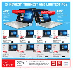 Acer deals in the Staples weekly ad in Lancaster PA