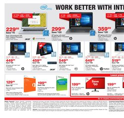 DELL deals in the Staples weekly ad in New York