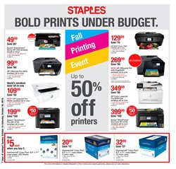 Electronics & Office Supplies deals in the Staples weekly ad in Cincinnati OH