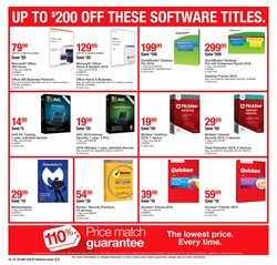 Tablet deals in the Staples weekly ad in Livonia MI
