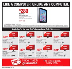 IPad deals in the Staples weekly ad in Houston TX