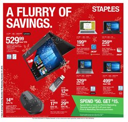 Electronics & Office Supplies deals in the Staples weekly ad in Columbus OH