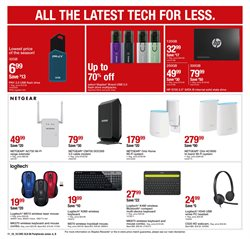 Usb deals in the Staples weekly ad in New York
