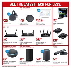 TV deals in the Staples weekly ad in Stone Mountain GA