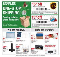 TV deals in the Staples weekly ad in Delray Beach FL