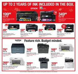 Brother deals in the Staples weekly ad in Bothell WA