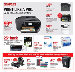 Microwave deals in the Staples weekly ad in San Antonio TX