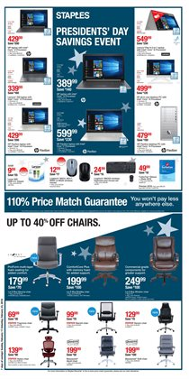 Electronics & Office Supplies deals in the Staples weekly ad in Concord NC