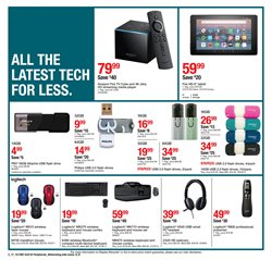 TV deals in the Staples weekly ad in Mission TX