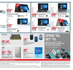 Lenovo deals in the Staples weekly ad in Bothell WA